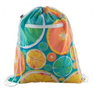 Sac piscine CreaDraw Zip RPET